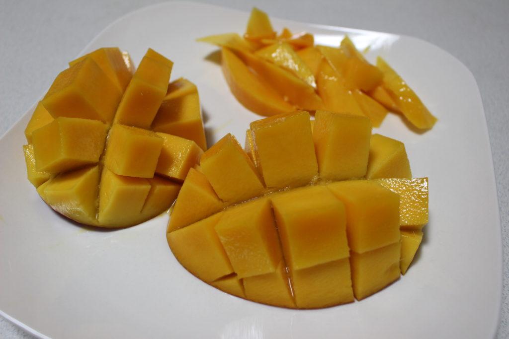 1玉分のマンゴー
