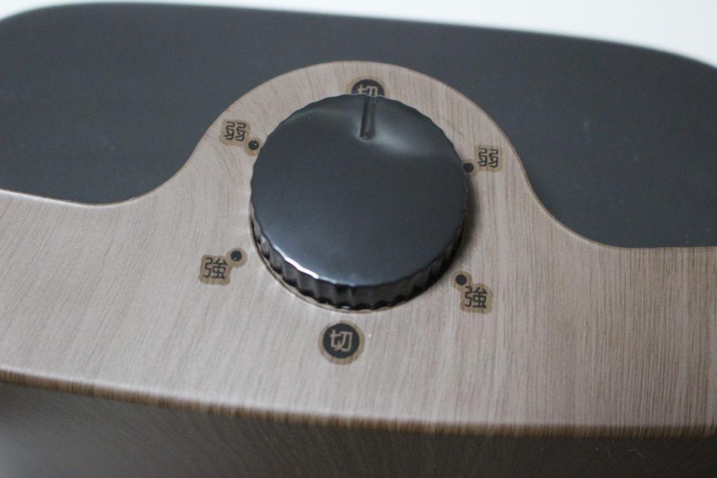 回転式のスイッチ