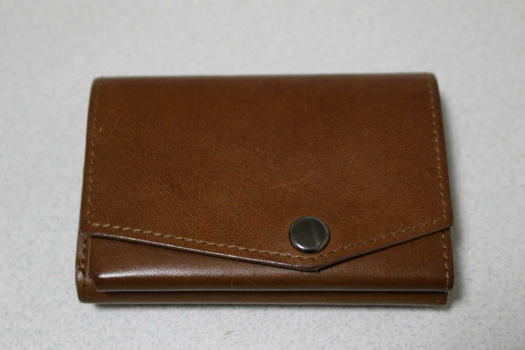 アブラサスの小さい財布