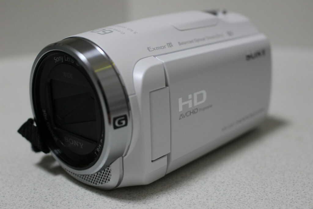 ハンディカムHDR-CX680