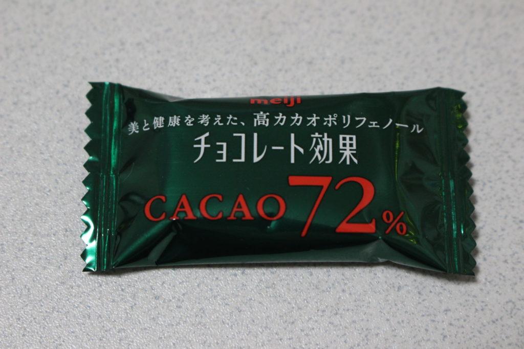 明治のチョコレート効果