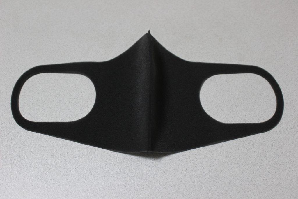 立体仕様のマスク