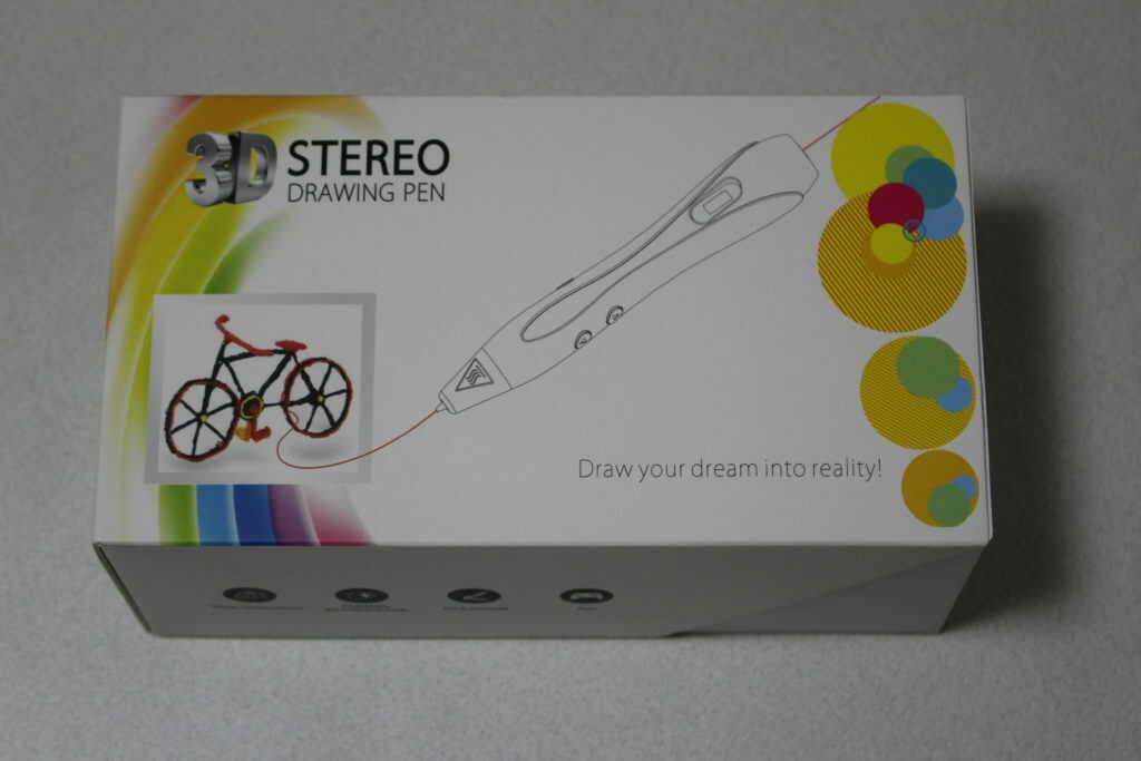 homecubeの3Dペン