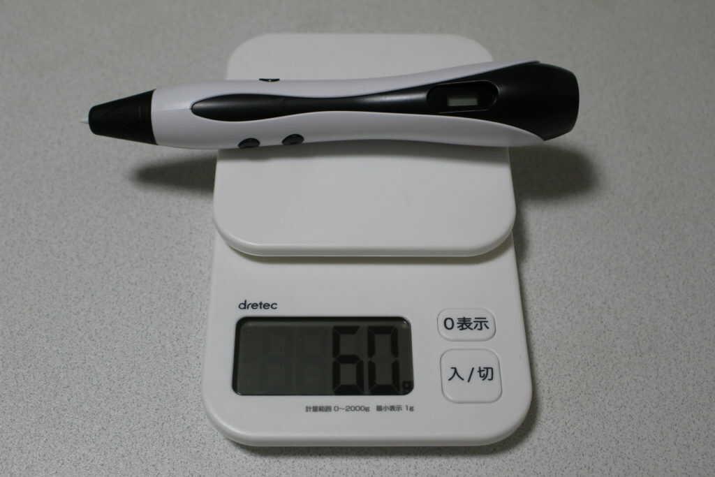 重量約60g
