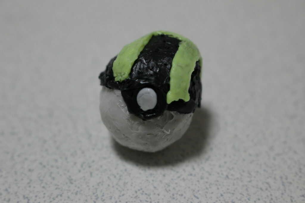 ボールの模型